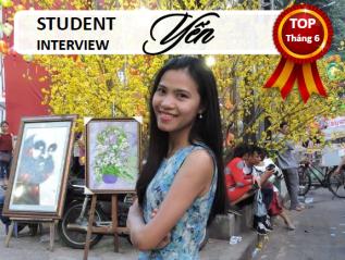 [Phỏng vấn học viên] NGUYỄN LÊ PHIYẾN