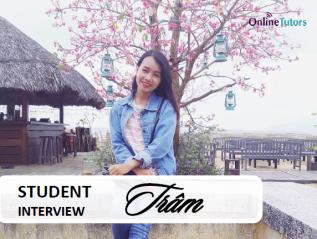 [Phỏng vấn học viên] NGUYỄN THỊ THÙYTRÂM