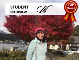 [Phỏng vấn học viên] HOÀNG THỤY TƯỜNGVI